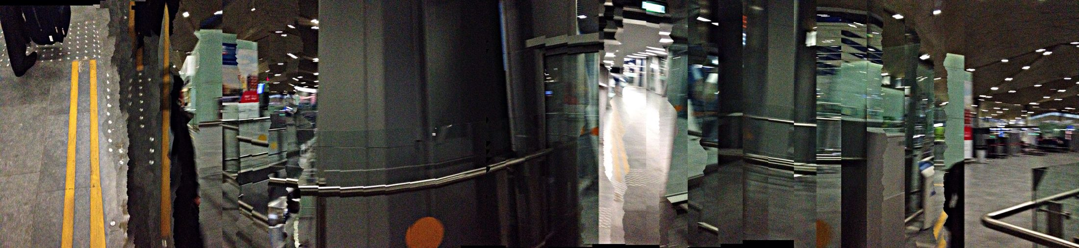 Airport и пришел Я