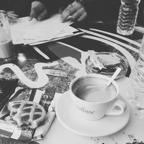 Good Morning Mornin! ^.^ Cappucino Strong Coffee
