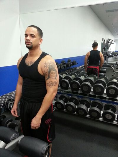 #Gym #BeastMode