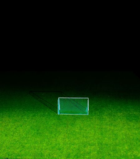 soccer Soccer Field Goal Post American Football Field Stadium Sport Black Background Playing Field Soccer Goal Scoring Team Sport Net - Sports Equipment