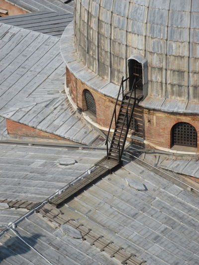 Ladder St Mark's Cathedral St Mark's Dome