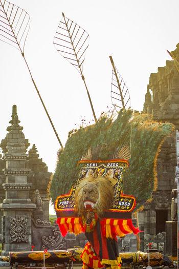 Seni Reog Reog Reog Ponorogo In Indonesia . Art Reog Ponorogo Cultures Indonesiaculture  Beauty In Culture Traditional Dancing Festival Human Representation