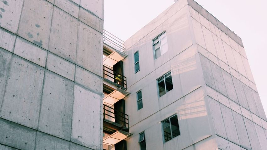 Architecture Building Exterior Built Structure City Day Low Angle View Mexico City Outdoors Sky EyeEmNewHere