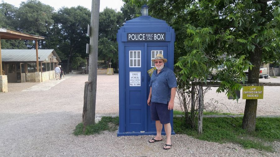 Dr. Who? Adult