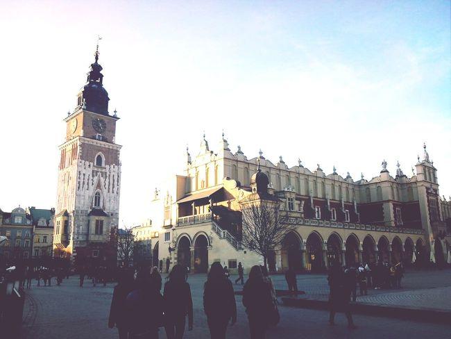 krakow Krakow Cracovie Pologne Beautiful