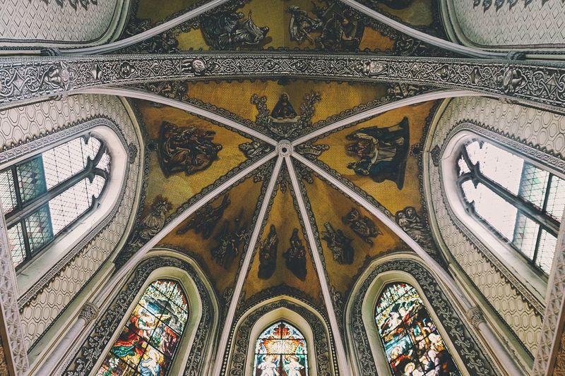 Architecture Symmetrical Symmetry Church Mumbai The Architect - 2016 EyeEm Awards