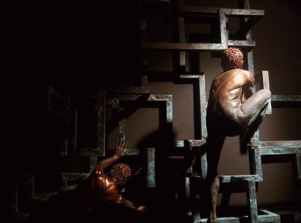 Daniel dela Cruz Art Fair Eyeem Philippines Sculpture Bronze Artfairphilippines