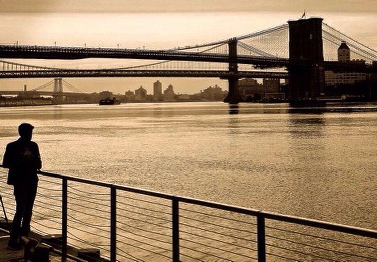 New York Enjoying Life