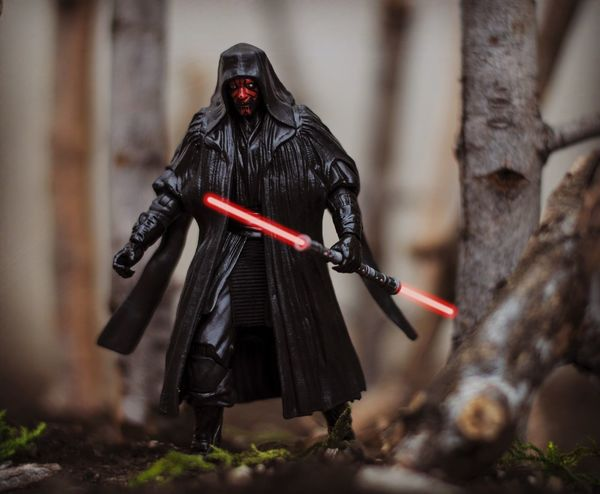 At last we will reveal ourselves to the Jedi. At last we will have our revenge. Toyphotography Starwarsblackseries DarthMaul Starwars Toy Photography