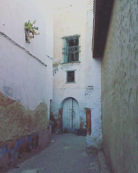 Old Fantastic Architecturalphotography Kairouan Oldside
