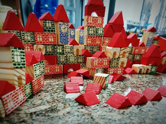 Blocks Blocos Cidade Cidade De Brinquedo Toy Toy City