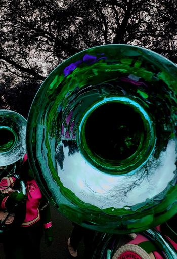 Bad Condition Band Bubble Close-up Detail Dirty Drop Droplet Focus On Foreground Glass Glass - Material Mardi Gras Musical Instrment Old-fashioned Purity Rain RainDrop Shiny Sphere Transparent Trombone Variation Water Drop Wet