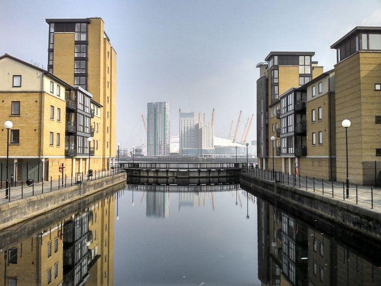 O2 London Pond Feel The Journey