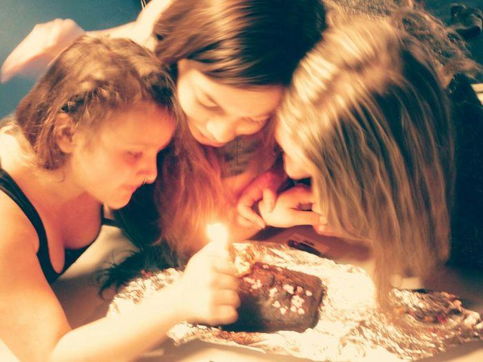 Friends Birthday Lasar Game