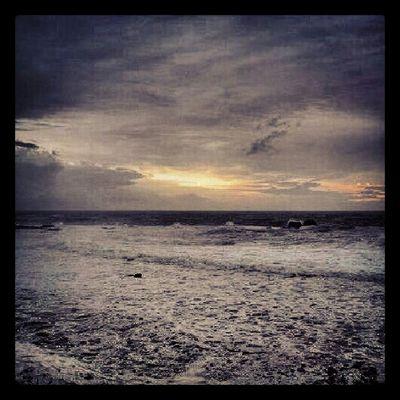Sea Sunset Landscape Galicia