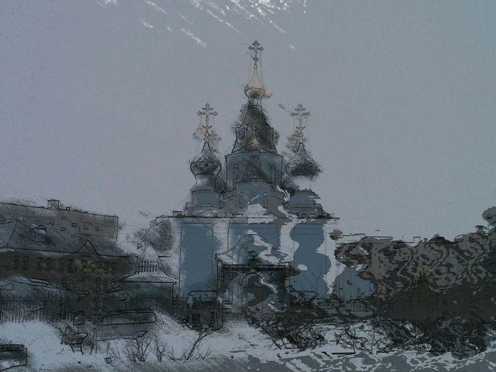 Norilsk EyeEmRussianTeam Norilsk Churchnsk