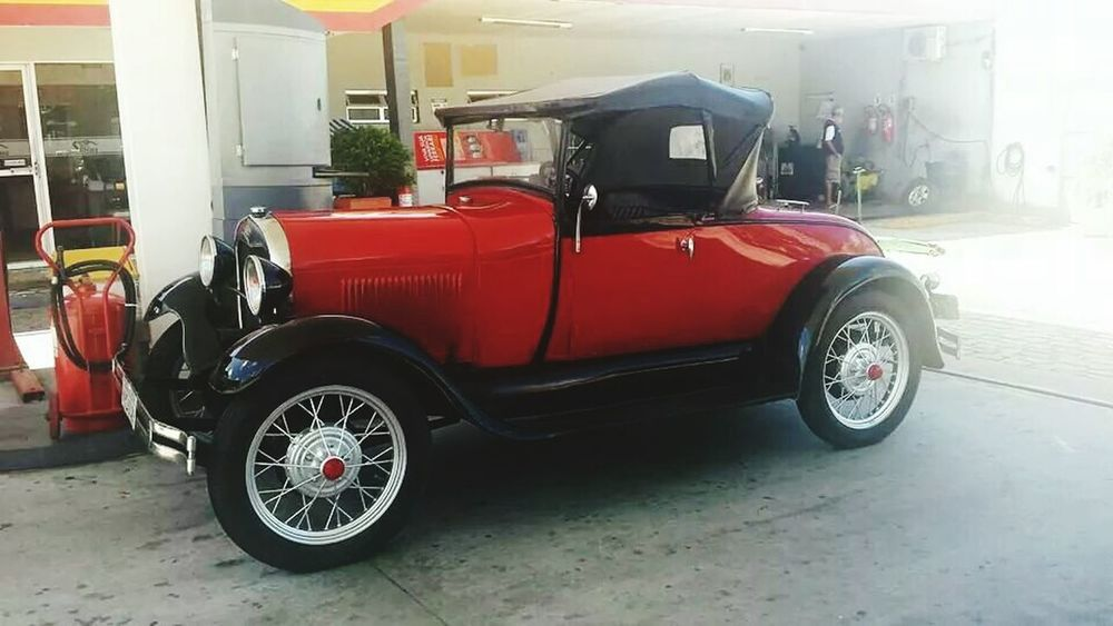 Car Carro Red Vermelho Lindo  Beutiful  Classicos Classic Cars Colection ????