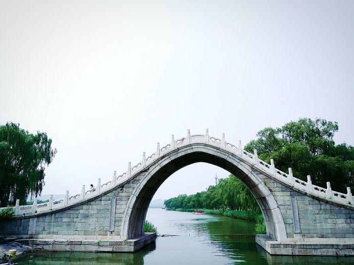 北京 頤和園 Yaya's 2017 0709 Beijing Water River Outdoors Nature Sky
