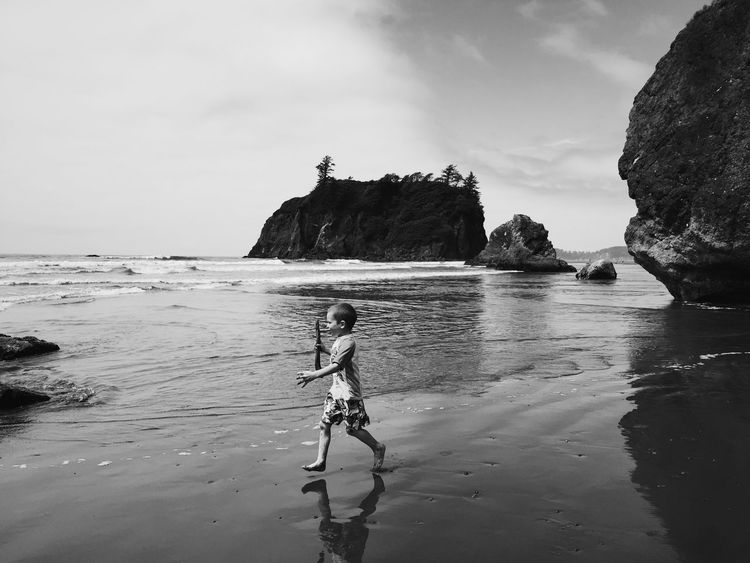 Ruby Beach The Great Outdoors - 2015 EyeEm Awards