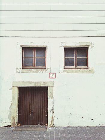 Window Door Brauneberg House