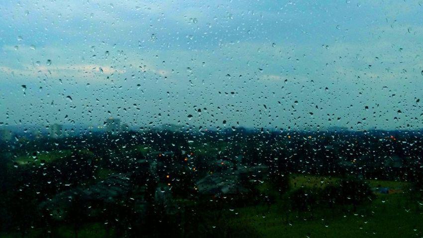 rainy night of over saturation Raindrops Rainy Days Rexdale Snapshots The Look Of