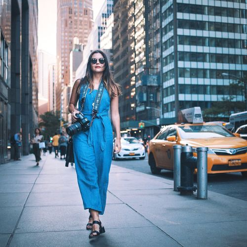 Wandering. Battle Of The Cities City New York New York City Lifestyles City Life Woman Photographer Portrait Classic Urban Lifestyle Life Wanderlust Exploring Taking Photos Female Girl Fashion Style Casual Clothing Young Women Beautiful Adventure Portrait Of A Woman
