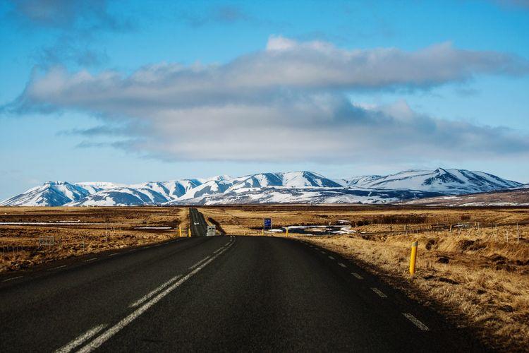 Far away Check This Out Tadaa Community EyeEm Best Shots Exceptional Photographs EyeEm Masterclass Mountains Landscape EyeEm Nature Lover Iceland Street