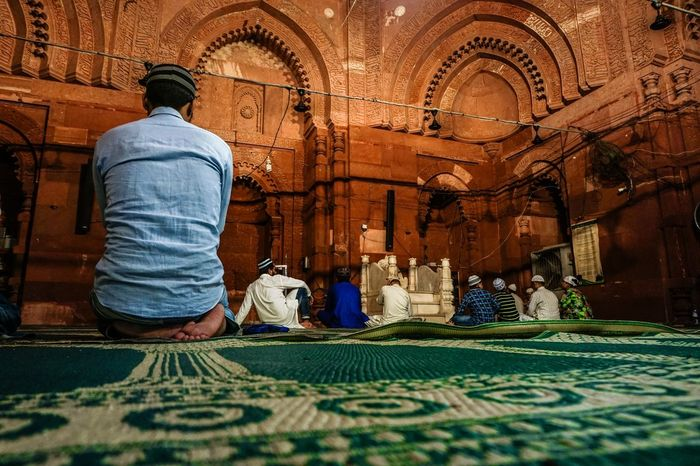 Delhi Outdoors Outdoor Photography Worship God Love Praying India Newdelhi Islam Green Day Green Color Place Of Worship Religion Mosque Spirituality Historic