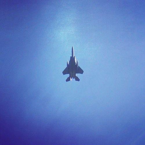 Top Gun 2: Lost in Scotland Topgun FlyBy Cairngorms BlairAtholl BenMacdui RiverTilt jet plane blue sky