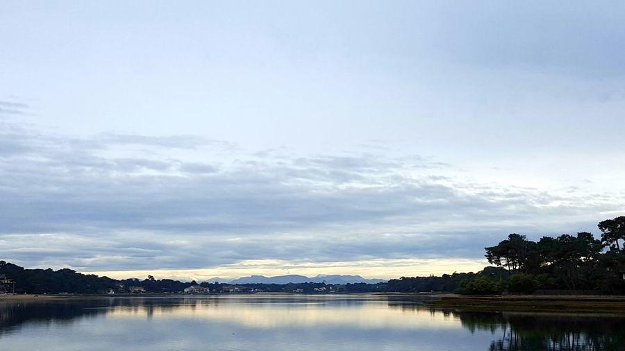 Magnifique lac