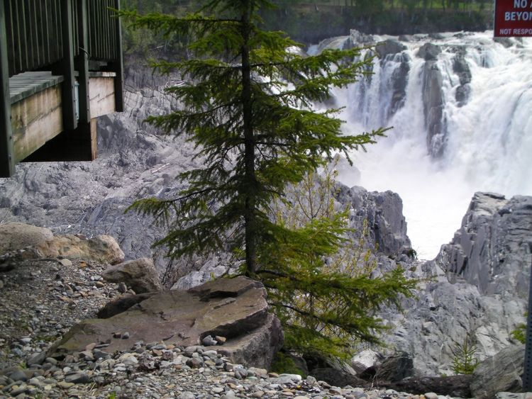 Grand Falls, New Brunswick Grand Falls New Brunswick, Canada Falls