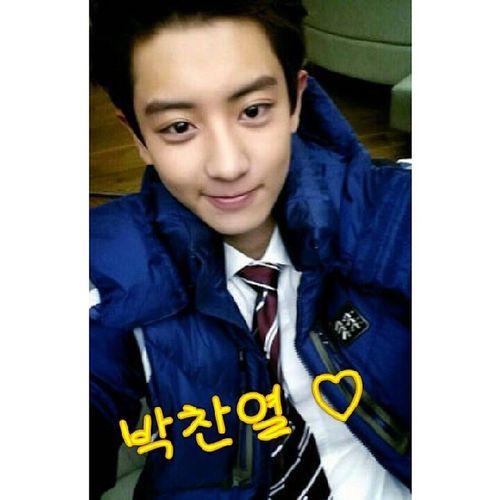 樸燦烈生日快樂 ♡ 박찬열생축 ChanyeolVirusDay HappyChanyeolDay HappyVirusDay Happy Birthday EXO Park Chan Yeol