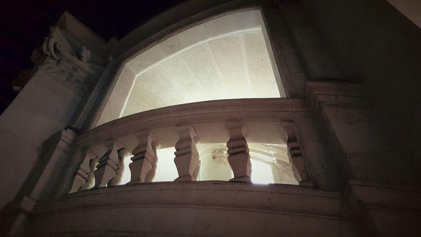 Chateaux Escalier En Colimaçon Chambord