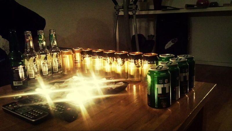 Idag är man inte kaxig! Hanging Out Enjoying Drinks !! Sweden
