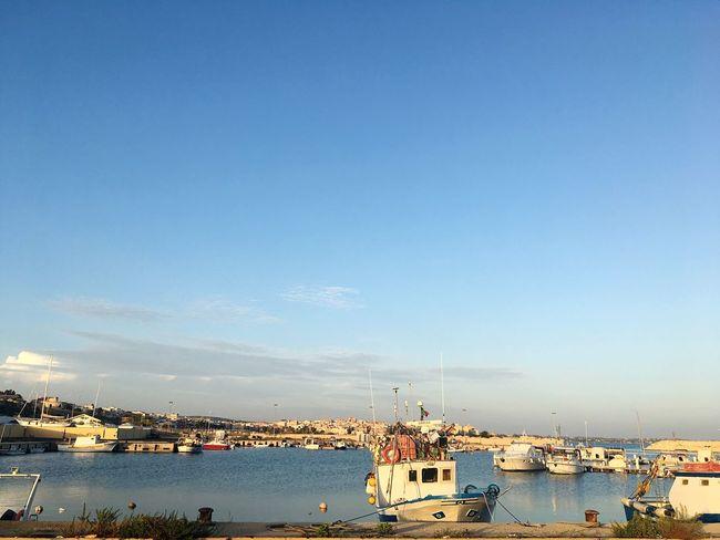 Harbour Pozzallo
