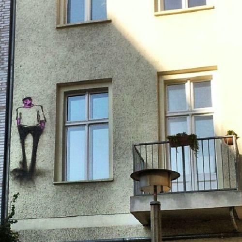 Streetart Berlin Choriner Strasse