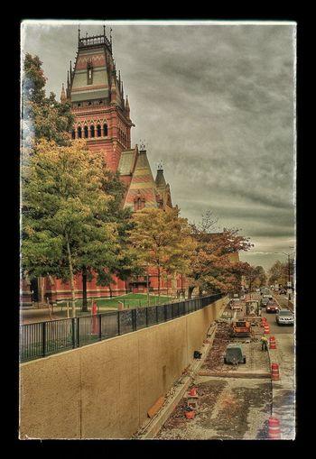 Cambridge MA Harvardsquare Architecture Discover Your City