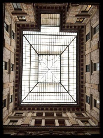 Dizziness Architecture Building Exterior Built Structure City Dizziness Indoors  No People Palazzospada Sky Window