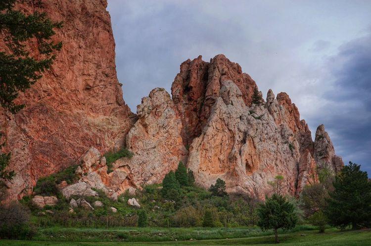 Garden Of The Gods Colorado Landscape_photography