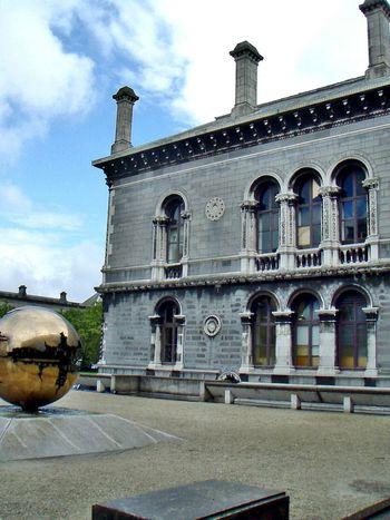Trinity College in Dublin, Ireland Dublin EyeEm Best Shots College Historic Building Architecture Cgk Photography Ireland