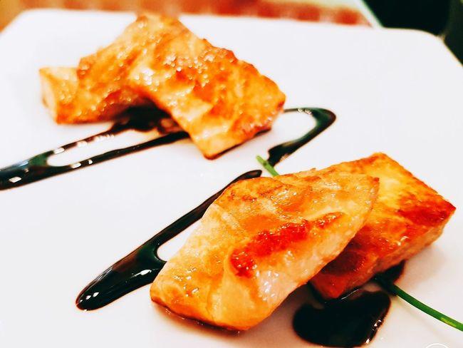 Salmon Salmonsteak SalmonLove Salmon Lachs Grilled Food Stories