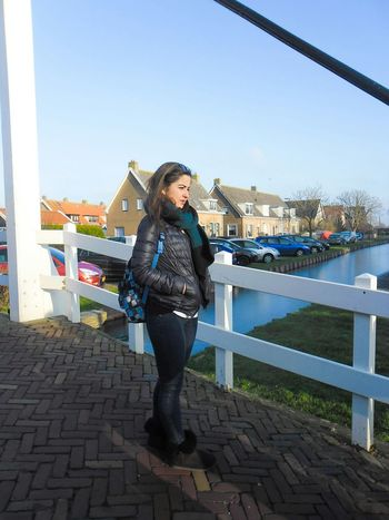 """""""She is always angry"""" ?? Holland Marken Ins Glück :) Volendam Icecold Enjoying Life That's Me Hi! Loveplace Holiday Trip Happyholidays"""
