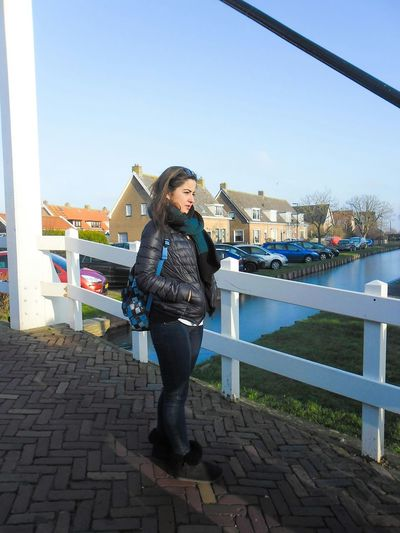 """She is always angry"" ?? Holland Marken Ins Glück :) Volendam Icecold Enjoying Life That's Me Hi! Loveplace Holiday Trip Happyholidays"