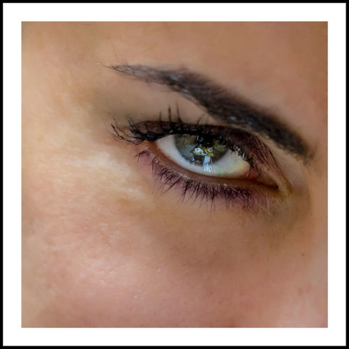 Beautiful Beautiful Girl Beautiful ♥ Beauty Close Up Close-up Closeup Detail Extreme Close-up Eye Eye4photography  Face Green Green Color Human Eye Human Face Human Skin Lifestyles Macro Macro Photography Macro_collection Mirror Mirrored Part Of Portrait