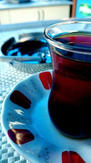 Tea Tea Time Smoke Sarköy