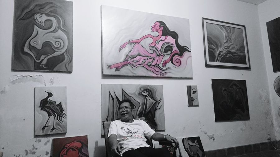 Hendartoart ArtWork Wall Painting Drawing Open Edit Yogyakarta, Indonesia This Is Indonesia EyeEm Indonesia Every Picture Tells A Story