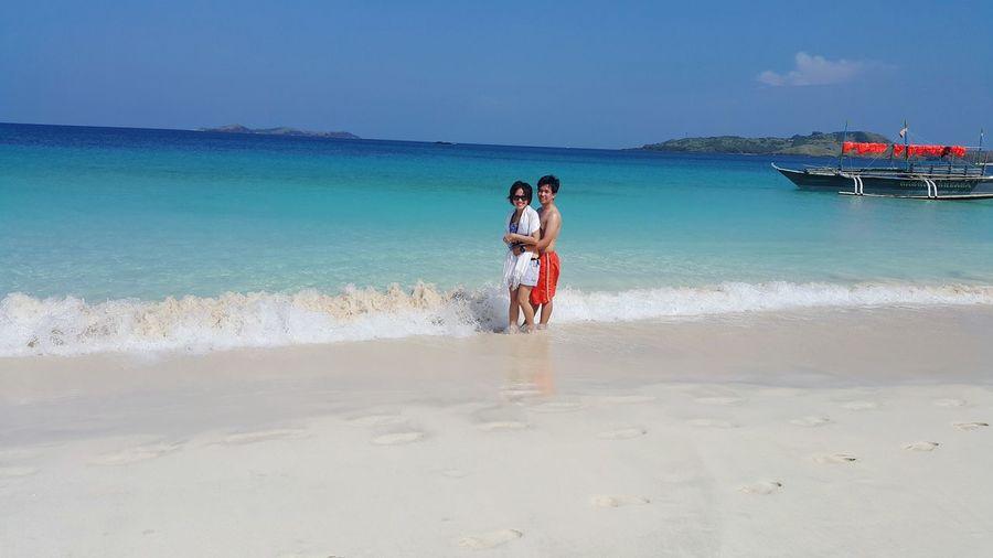 💕💕💕 Summer Calaguas Calaguasislands Philippines Eyeem Philippines Beach On The Beach Beach Time Lablab