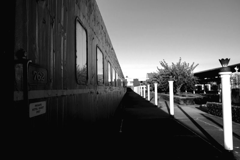 On The Way Bestoftheday Instagood High Contrast Eye4photography  Instadaily Windows The Way Forward Black And White Taking Pictures Relaxing Walking Around Taking Photos Relaxation Fine Art Photography Enjoying Life Perspective Vanishing Point Lines Horizon The City Light