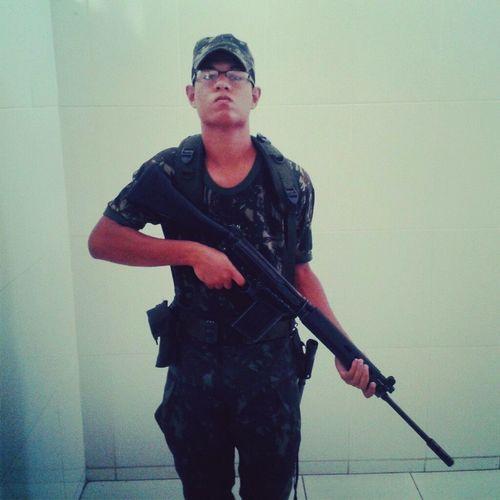 ExércitoBrasileiro , Infante 🔫 First Eyeem Photo