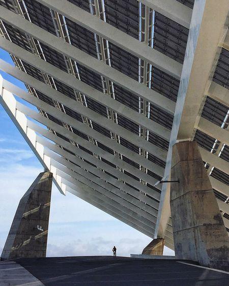Barcelona Built Structure Architecture Alternative Energy Renewable Energy Solar Panel Archilovers Archidaily